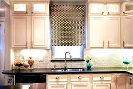 modern kitchen curtains ideas awesome modern kitchen curtains home designs b ideas