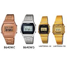 Jam Tangan Casio Gold jam tangan casio db 360 gold original cek rincian produk