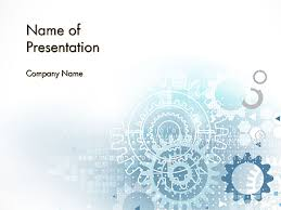 engineering powerpoint template manufacturing engineering