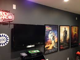 Media Game Room - how to build a game room game room info