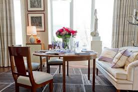 Dining Room Table In Living Room Living Room Meets Dining Room The New Way To Eat In