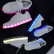 led lights shoes nike led luminous shoes men women fashion sneakers usb charging light up