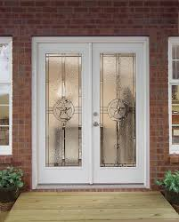 Patio Door With Vented Sidelites by Door Gallery Dallas Fort Worth Texas