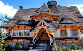 Les Belles Maisons Photos Top 15 Des Maisons En Bois