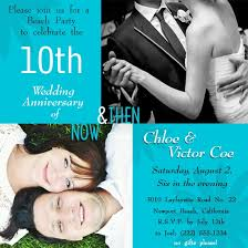 ten year anniversary ideas amazing party ideas for magnificent 10th wedding anniversary ideas
