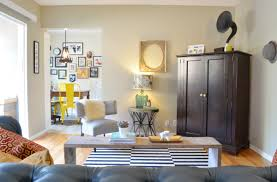 5 tips to design a clean and colorful living room lesley myrick