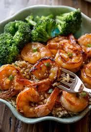 cuisine crevette la délicieuse recette des crevettes à l ail et au miel meilleurs