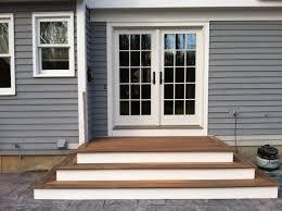 composite decking front door portico designs pergola ideas house