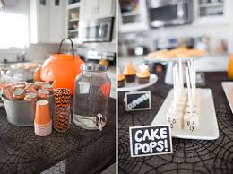 Halloween Themed Cake Pops by How To Create A Halloween Boo Party From Start To Finish