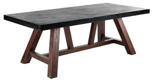 Concrete Tables For Sale Dining Table French Industrial Decor Dining Rooms Style Table
