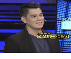 Deal Or No Deal Meme - richard gutierrez appears in his first kapamilya game show