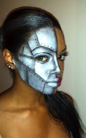 Mens Halloween Makeup Ideas Tin Man Makeup Poisoning Mugeek Vidalondon