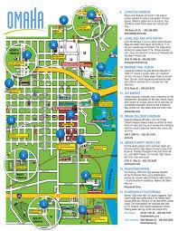 Omaha Nebraska Map Maps Update 617499 Omaha Tourist Attractions Map U2013 Omaha Map