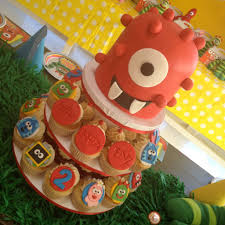 Yo Gabba Gabba Party Ideas by