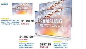 best black friday smart tv deals buy black friday deals on samsung ks8000 suhd 4k hdr tvs sell early