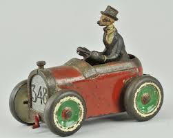 arcade andy gump car cast iron familiar whimsical auto with