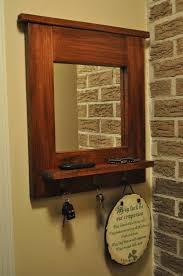 Entryway Wall Mirror Best 25 Craftsman Mirrors Ideas On Pinterest Craftsman Wall