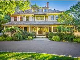 lexington home of the week 4 9m colonial revival with library