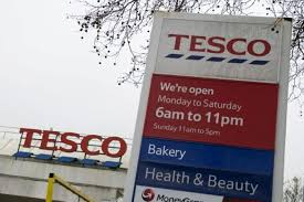 tesco bureau de change exchange rate tesco returns to annual profit