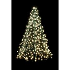 national tree company 4 ft snowy downswept forstree artificial