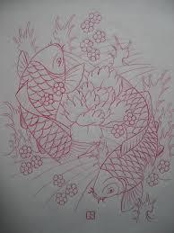 2 koi fish tattoo designs 2 free download tattoo design ideas