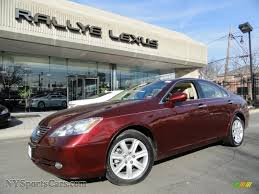 red lexus 2008 2008 lexus es 350 in royal ruby red metallic 237201