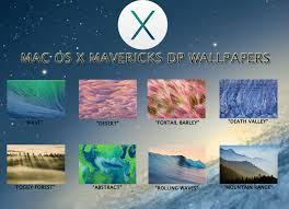 mac os x mavericks dp wallpapers pack by thenathanns on deviantart