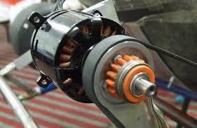 homemade truck go kart huge rc motor on an electic go kart electric powered pinterest