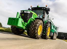 new john deere 7310r tractor makes its debut farm machinery