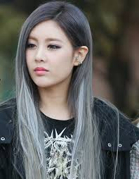 hair cl eye candy 23 idols who rocked platinum silver hair silver hair