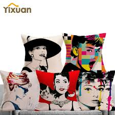 Audrey Hepburn Rug Online Buy Wholesale Audrey Hepburn Pillowcase From China Audrey