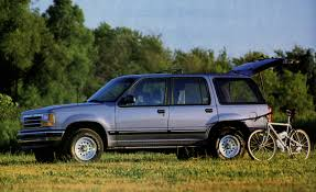 Ford Explorer Build - 1990 ford explorer xlt archived long term road test reviews