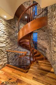 wood spiral stairs spiral staircases custom spiral staircase