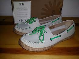 womens ugg tylin shoes 100 womens 7m ugg tylin shoes blank canvas ebay