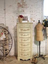 Shabby Chic Lingerie Chest by Blue And Brown French Provincial Lingerie Chest Born Again Re