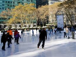 bank of america winter at bryant park rink things to do