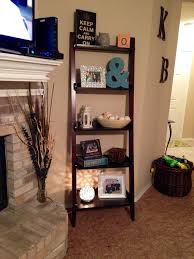 best 25 ladder shelf decor ideas on pinterest ladder bookshelf