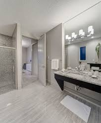 ensuite bathroom wheelchair accessible bathroom with heated tile