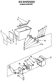 refrigerators parts roper refrigerator parts