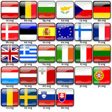 Europe Country Flags Clipart Flags Of Europe