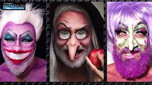 best character makeup transformation tutorial and best products to