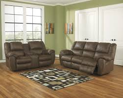 Reclining Living Room Set Buy Ashley Furniture Quarterback Canyon Reclining Living Room Set