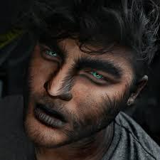 Halloween Makeup Male Macabre Makeup Alex Faction U0027s Creepiest Halloween Looks Beautylish