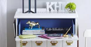 Contact Paper Desk Makeover 25 Best Ikea Hacks From Around The Web Huffpost