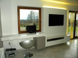 salon mobilier de bureau aménagement intérieur meuble bureau et de passage entre pièces