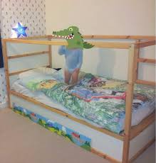 bunk beds ikea belfast ikea sniglar bed frame with slatted bed