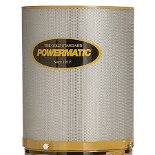 powermatic 1791086 20 in 2 micron canister kit
