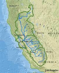 san francisco delta map san francisco bay delta watershed us epa