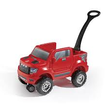 cool car toy step2 2 in 1 ford f 150 raptor push buggy ride on toys r us canada