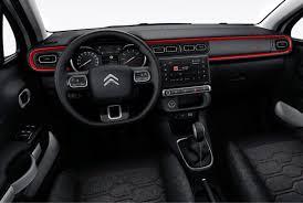 volkswagen van 2016 interior citroën c3 arnold clark